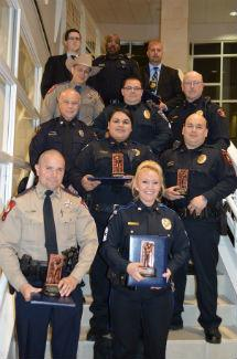 EMCID Honors Local Officers - East Montgomery County